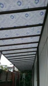 Car Park Polycarbonate Shelter