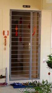 Wrought Iron Door Gate