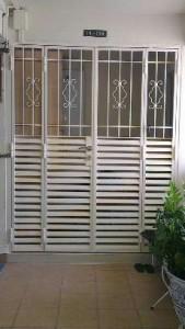 Aluminium Gate sg singapore