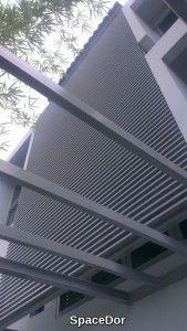 composite panel sun screen