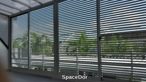 balcony aluminium sliding door