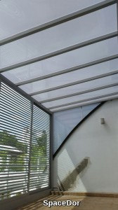 polycarbonate shelter