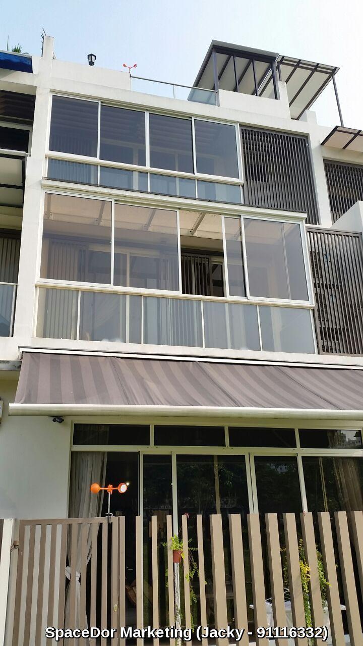 Composite Metal Panel Roof : Aluminium composite panel spacedor marketing pte ltd