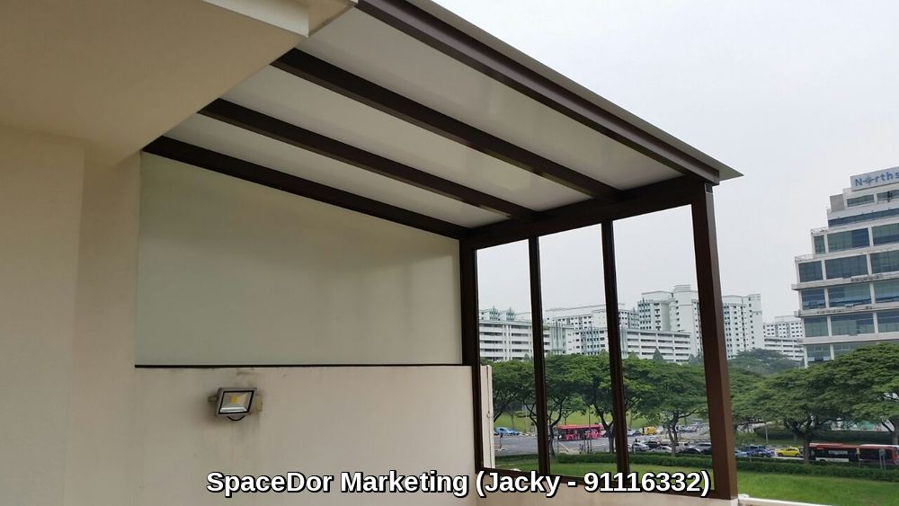 aluminium composite roofing for residential and commercial
