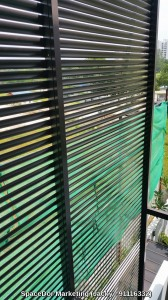 Aluminium Sun Screen Louvers