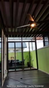 Aluminium Composite Panel for Additional Room at Attic Floor