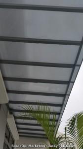 Polycarbonate Shelter