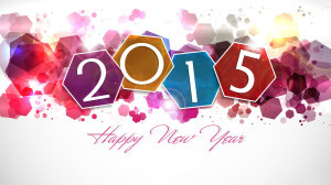 Happy New Year 2015 Spacedor Marketing
