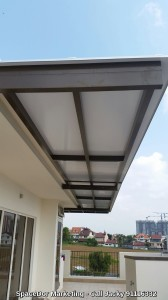 Aluminium Composite Panel Shelter