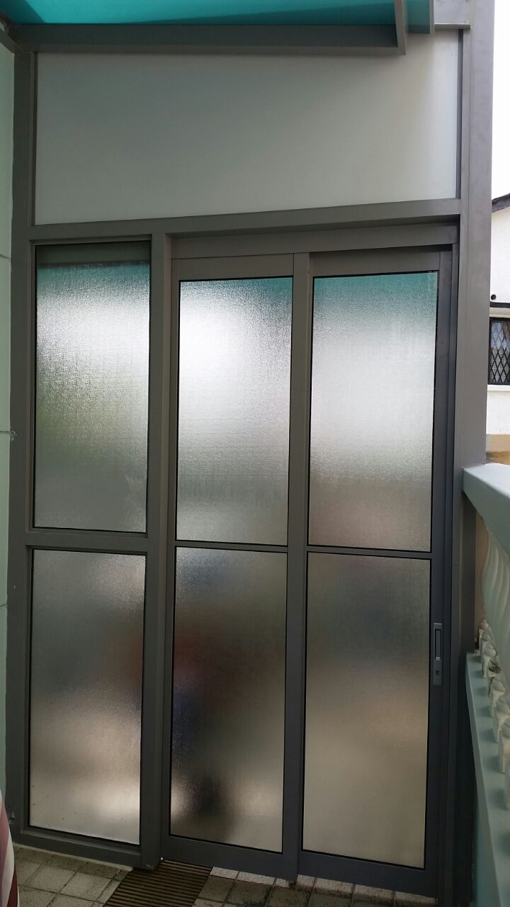 Sliding Glass Door Spacedor Marketing Pte Ltd