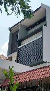 Aluminium louvers sun screens