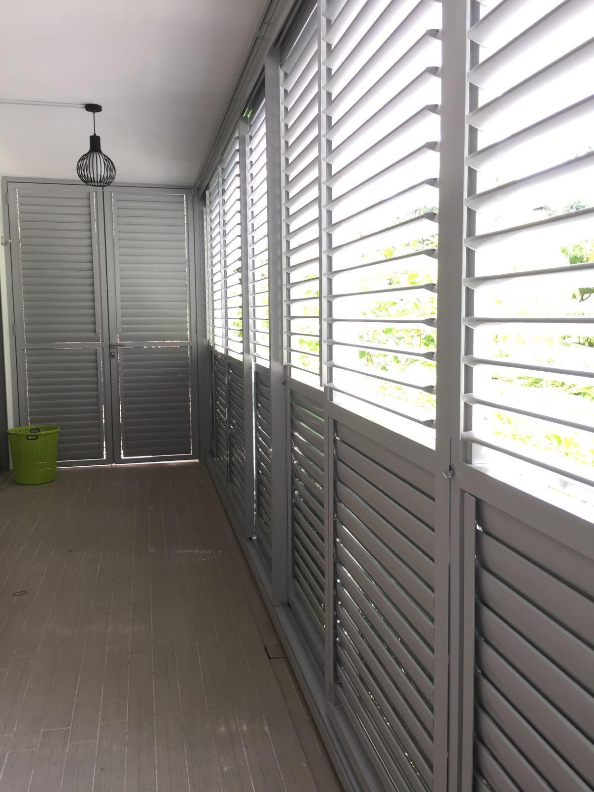 Aluminium louver sun screen window spacedor marketing for Sunlight windows