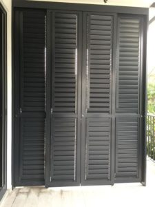 Aluminium Louver Window for Condo