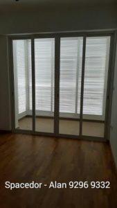 Balcony Aluminium Louver Window