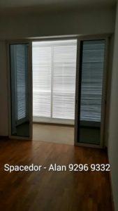 Ideas for Balcony with Aluminium Louver Window