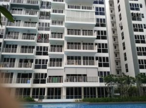 Unique and special for your balcony with aluminium louver window