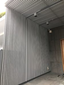 Aluminium Trellis and Aluminium Wall Screen