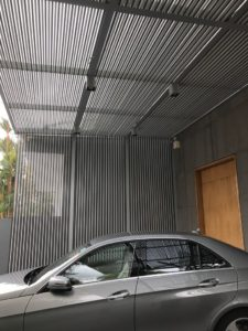 Aluminium Aluminium Wall Screen and Aluminium Trellis