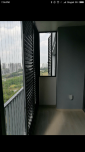 Left or Right Views, Louver can do it