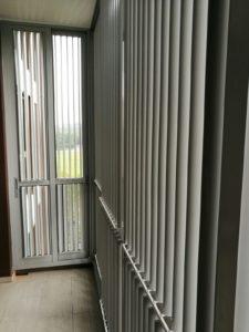 Adjustable Aluminium Louver Window