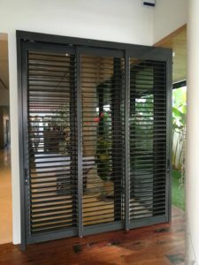 Adjustable Aluminium Louver