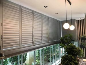 Adjustable Aluminium Louver Window