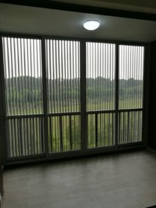 Horizontal of Vertical Adjustable Louver Window