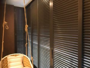 Aluminium Louver for Privacy Purposes