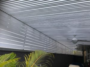 Aluminium Trellis and Fencing